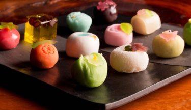 食べるのがもったいない!匠の職人が作り出す宝石のような和菓子