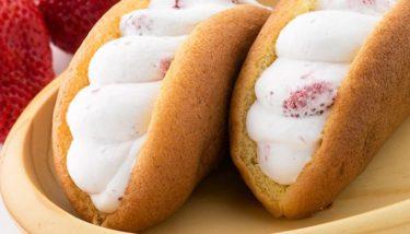 パンケーキと生クリームの食感が優しすぎる「北の菓子 菓風」のオムレット