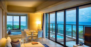 宮古島最高ランクのホテル!地上の楽園 シギラ ミラージュ
