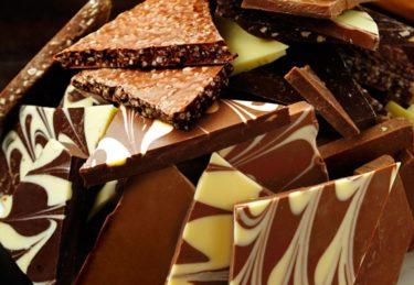 ヨーロッパ高級チョコレートと同じ口どけのチョコが訳アリでとってもお得