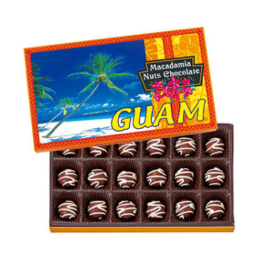 グアム定番お土産マカデミアナッツチョコレートが50%OFF