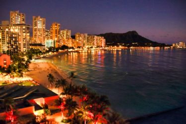 11月より日本人のハワイ到着後の14日間の自主隔離が免除!海外旅行の定番ハワイの現状